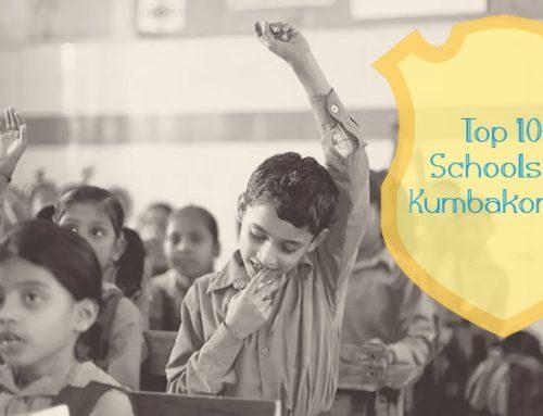 Top 10 Schools in Kumbakonam