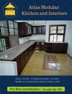 Modular Kitchen Kumbakonam