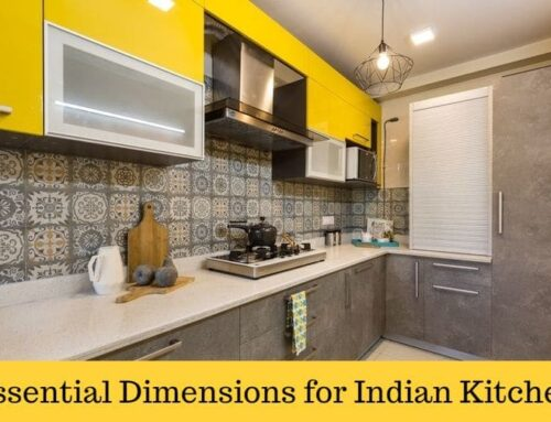 5 Essential Dimensions for the Indian Kitchen