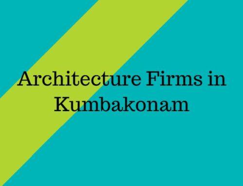 Best Architects in Kumbakonam